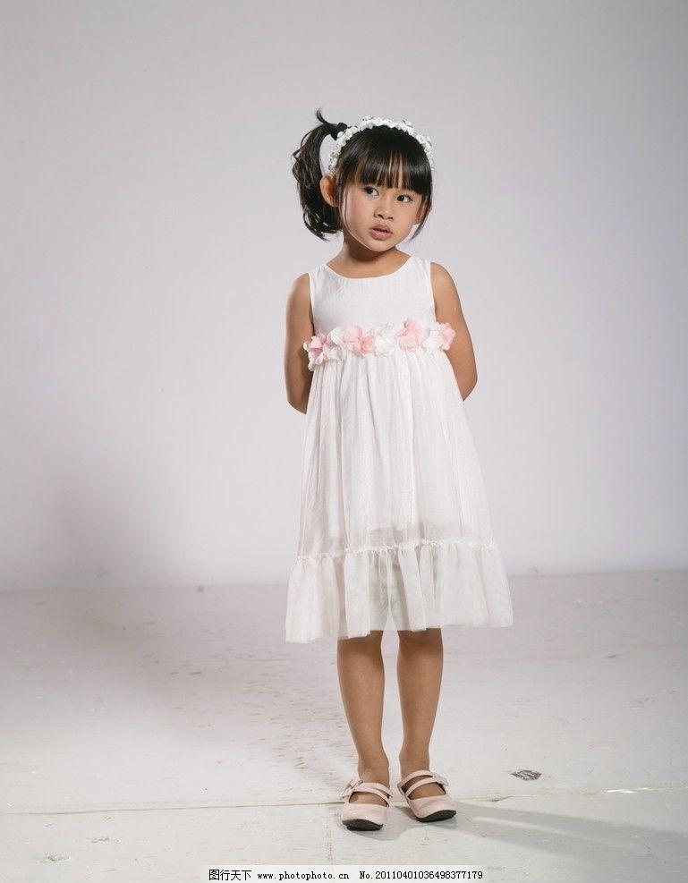 童装 儿童人物 童装素材 服装模特 时尚服装 儿童幼儿 摄影图片