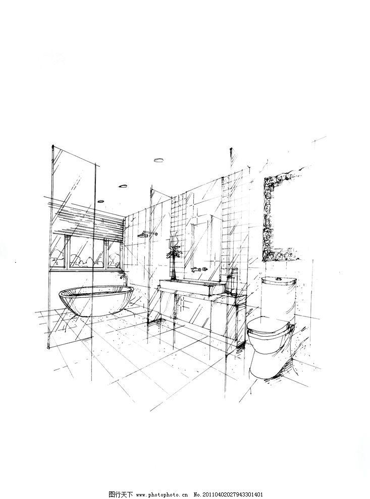 室内设计 绘室内设计 手绘室内 室内效果图 室内景观 景观室内 手绘