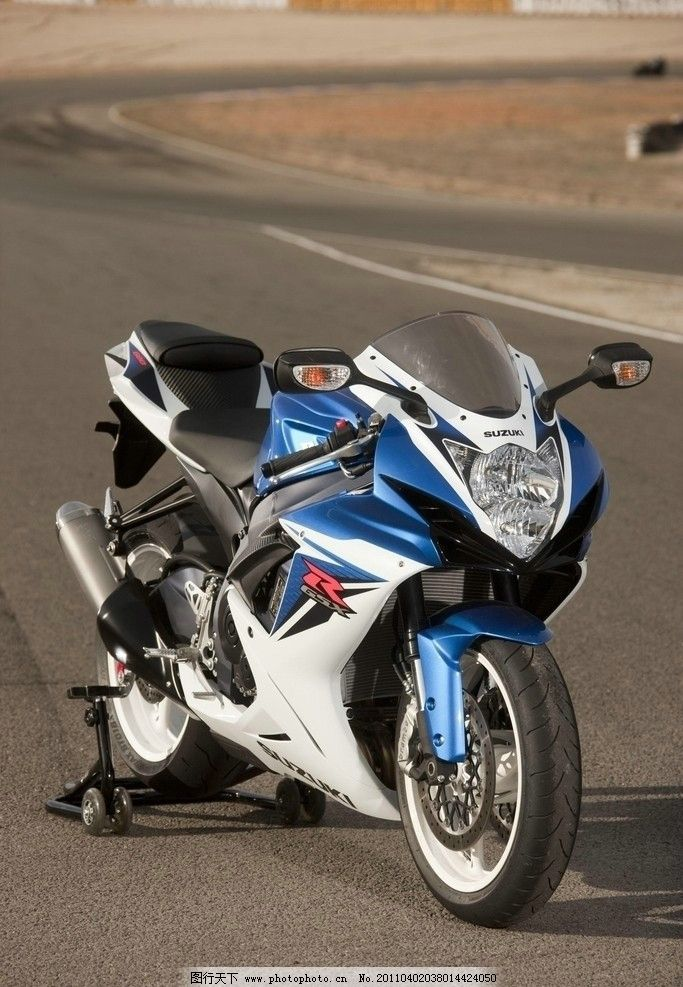 铃木 2011 gsx r600 摩托车 双气缸 电子点火 一键启动 无节变速 防盗