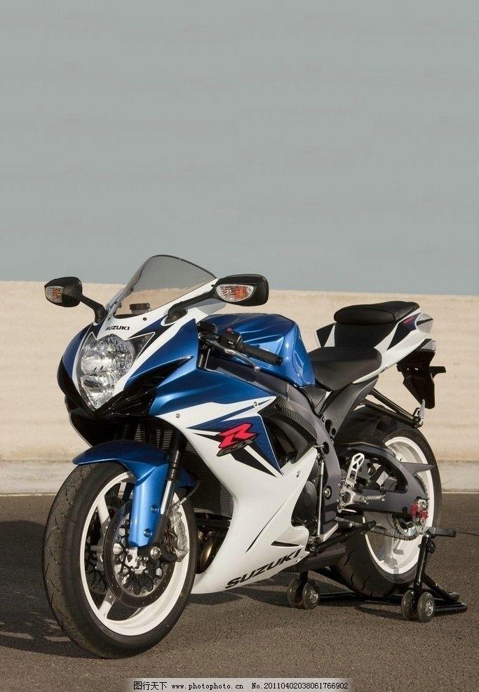 铃木2011 gsx r600 摩托车图片