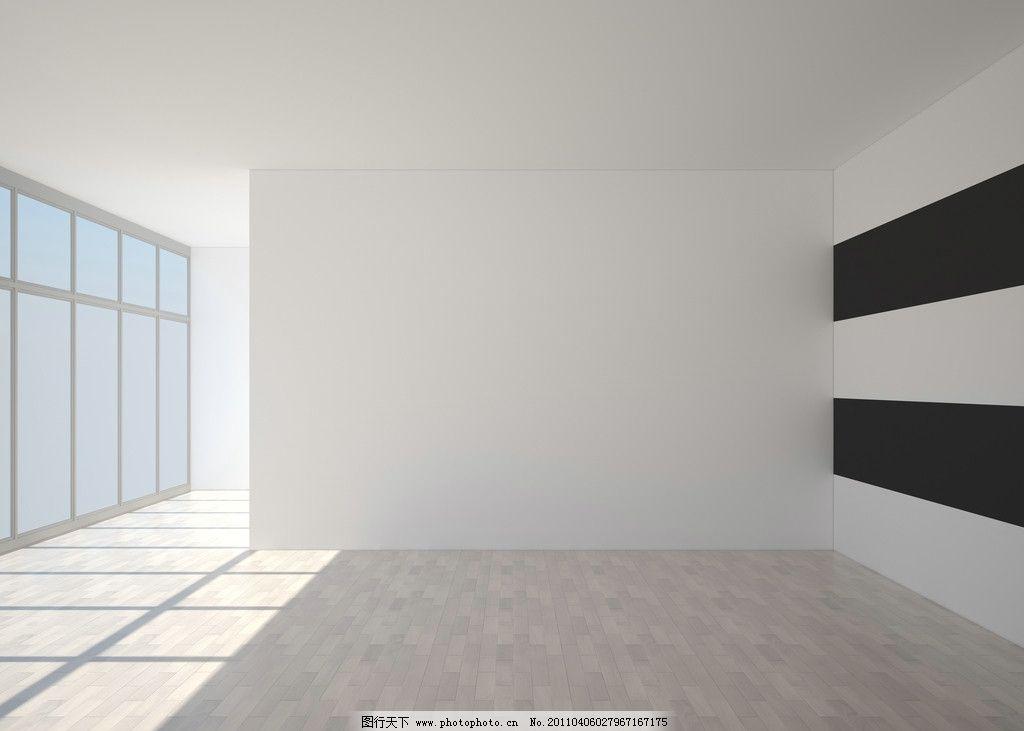 空房间室内设计图片