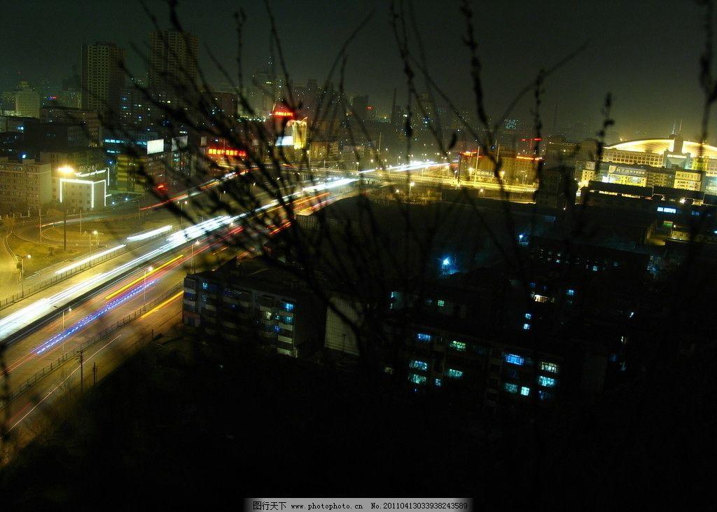 夜景 红山 乌鲁木齐红山 新疆乌鲁木齐 新疆 国内旅游 旅游摄影 摄影