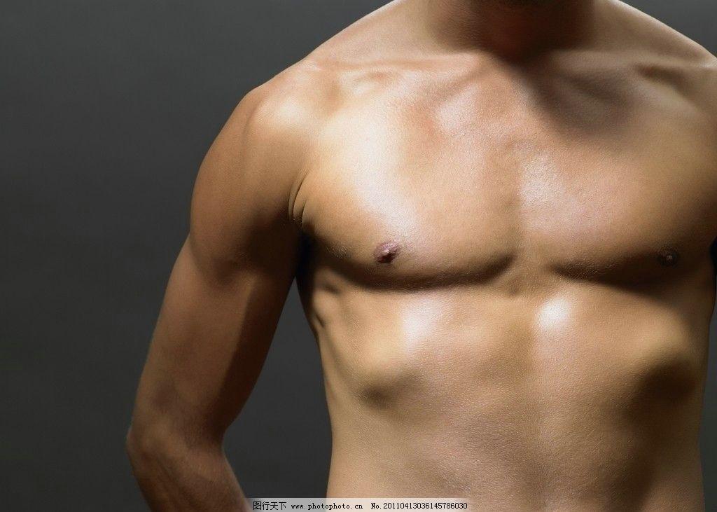 肌肉男健美运动员图片