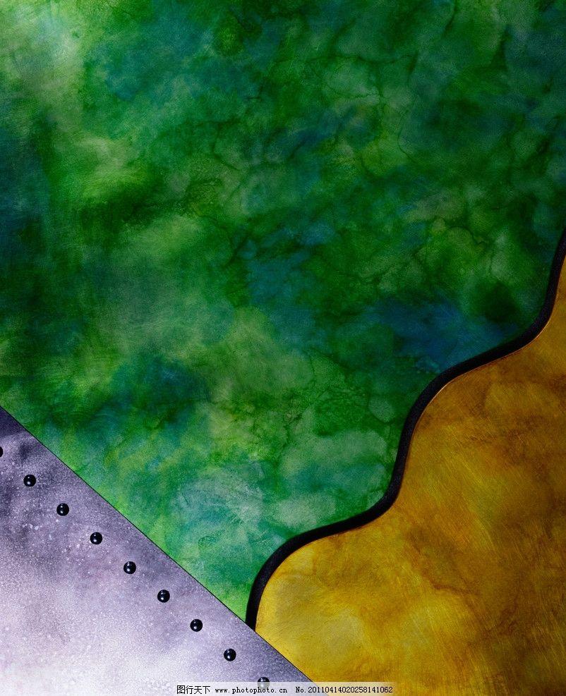 黄蓝/材质 底纹图片