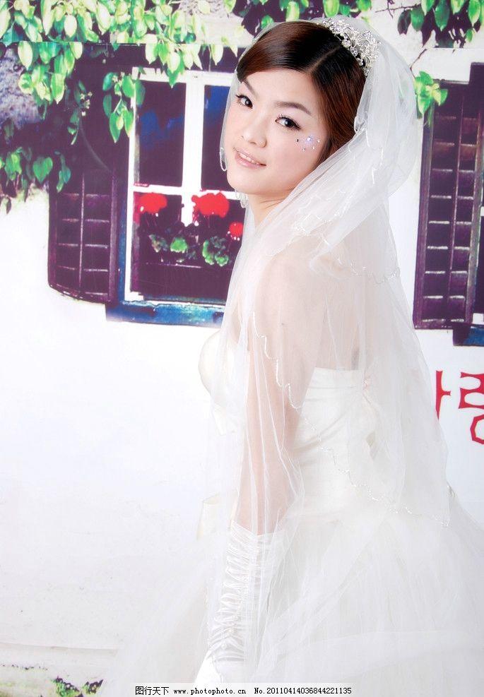 婚纱照 婚纱美女 美女写真 人物图片 发型海报 艺术照片 女性女人