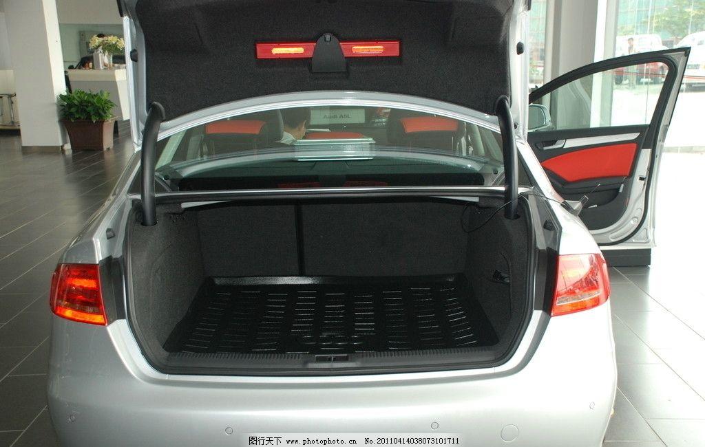 汽车后备箱 车门 后视图 交通工具 现代科技 摄影