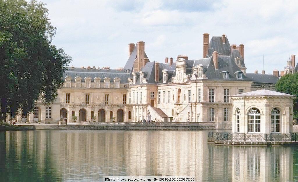 欧式建筑素材高清无水印原图
