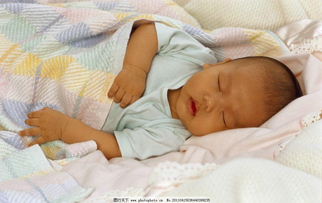 可爱宝宝 儿童 幼儿 婴儿 宝宝 小孩 可爱 天真 睡觉 睡眠 儿童幼儿