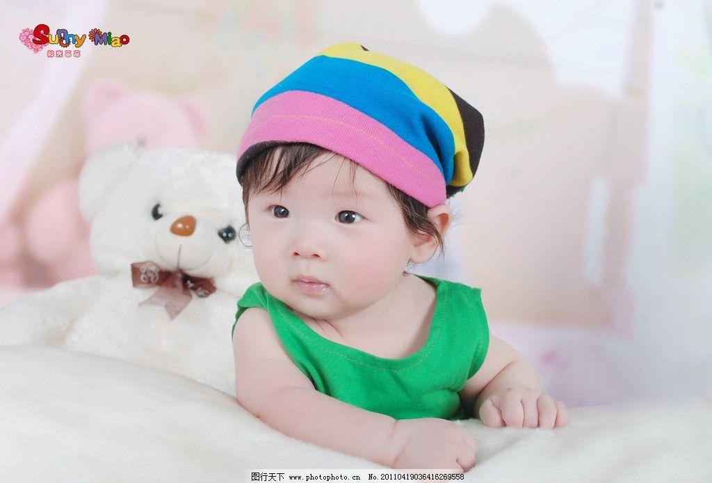小女孩 儿童 天真 可爱 可爱宝贝 儿童幼儿 人物图库 摄影