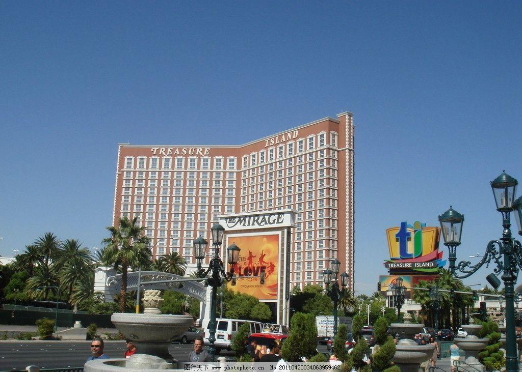 金银岛酒店图片