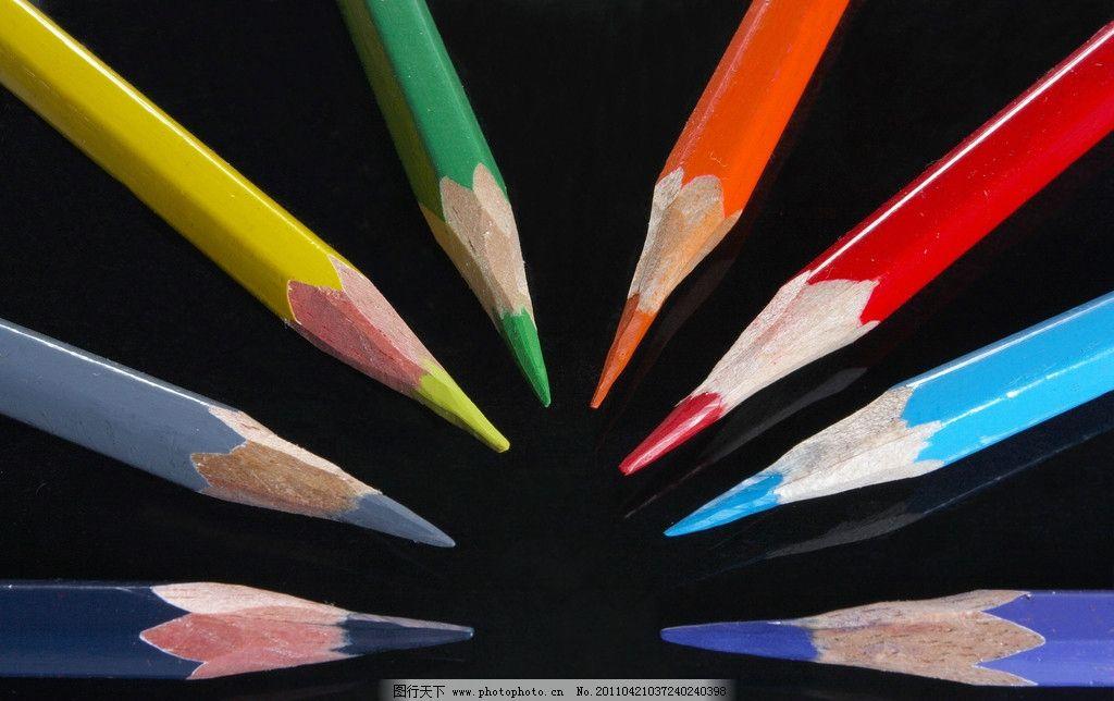 彩色笔图片