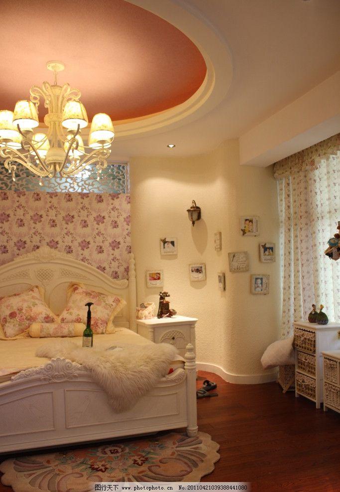简单欧式 欧式风格 暖色调 简欧 沙发 拱门 雕花 床头背景墙 阳台