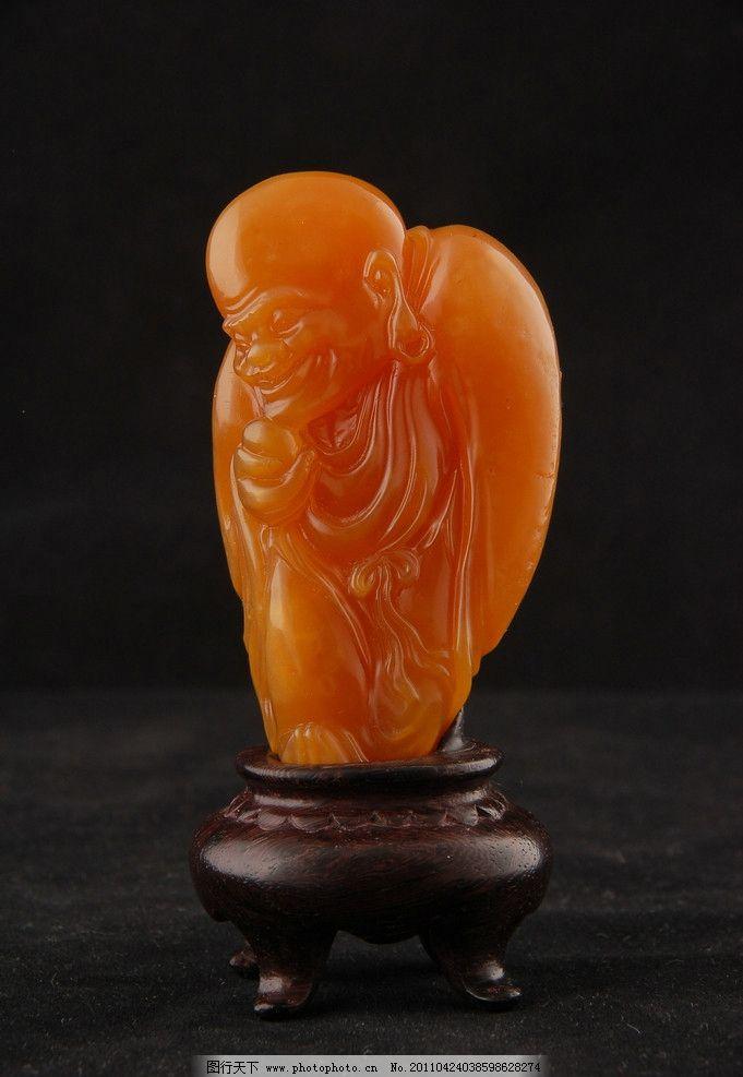 寿山石人物雕刻图片