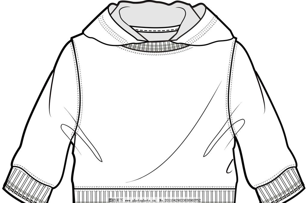 童装 服装款式图图片