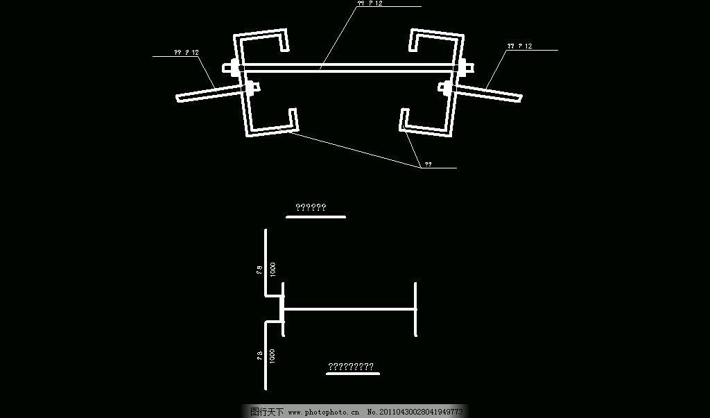 钢结构屋脊节点及墙柱图图片