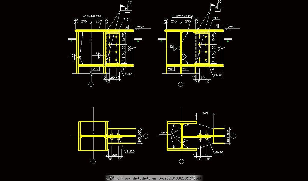钢结构抗风柱连接方式
