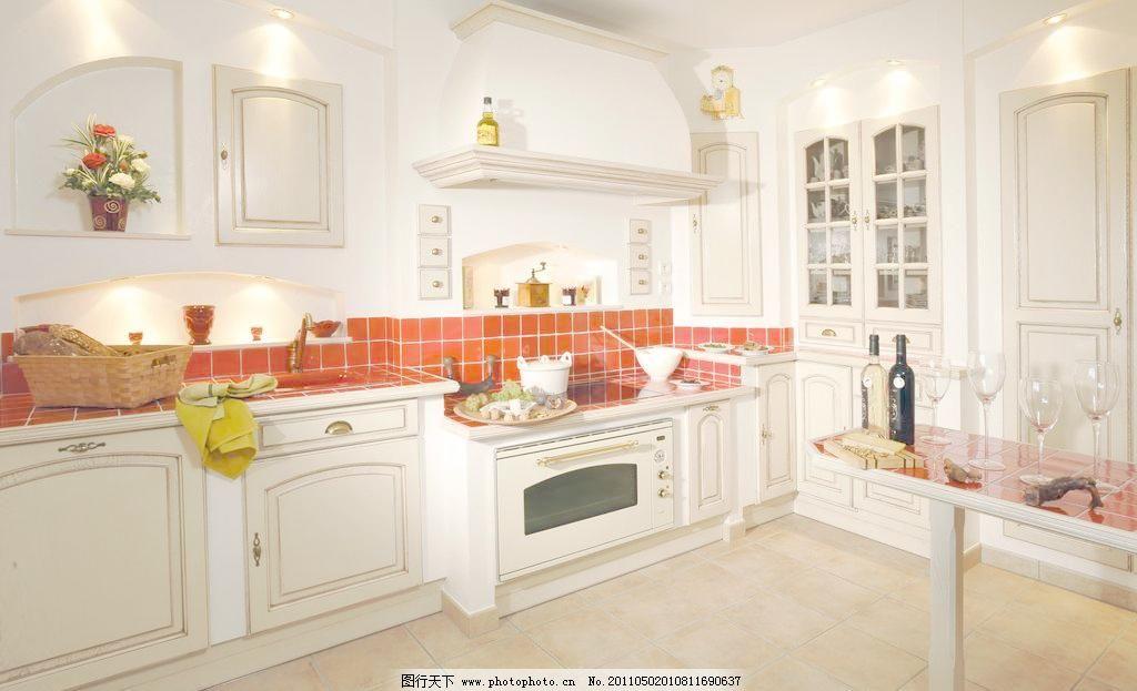 欧式厨房图片_其他_装饰素材