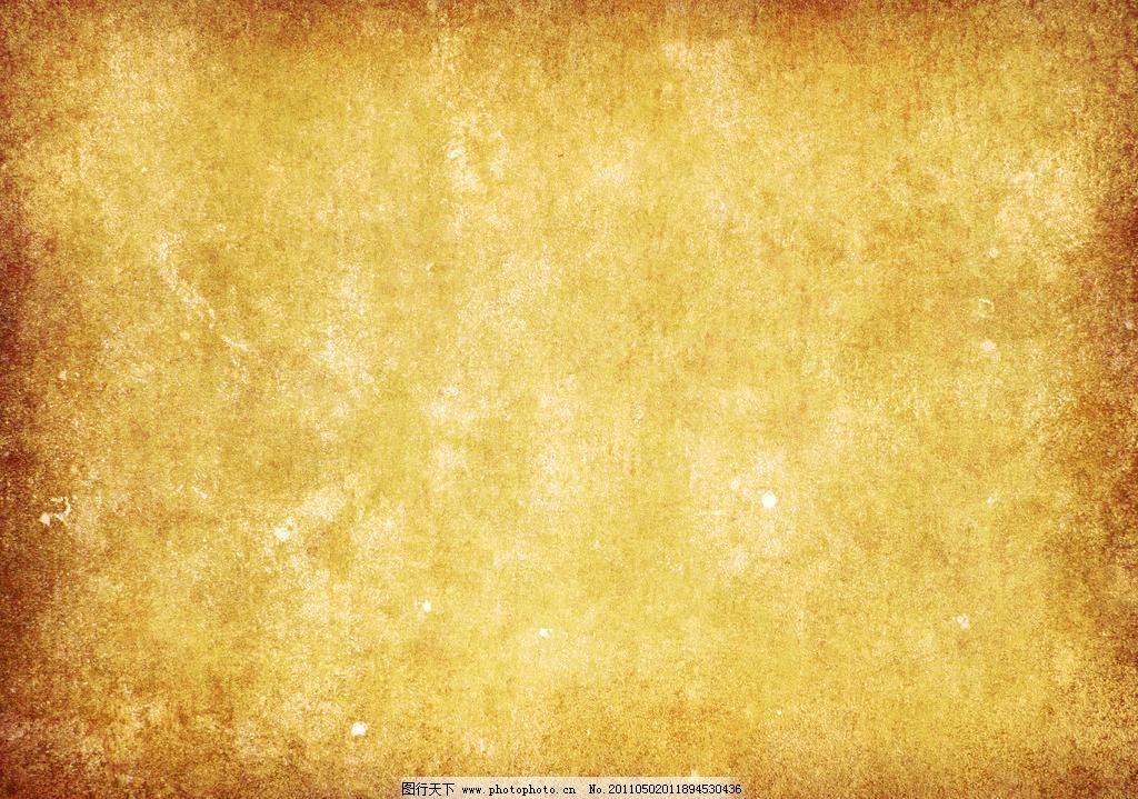 金黄色复古怀旧背景图片_壁纸墙画_装饰素材_图行天下
