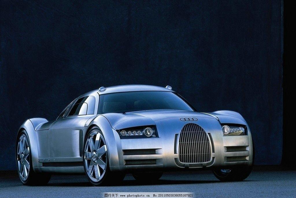 奥迪2011款 超动力 跑车图片