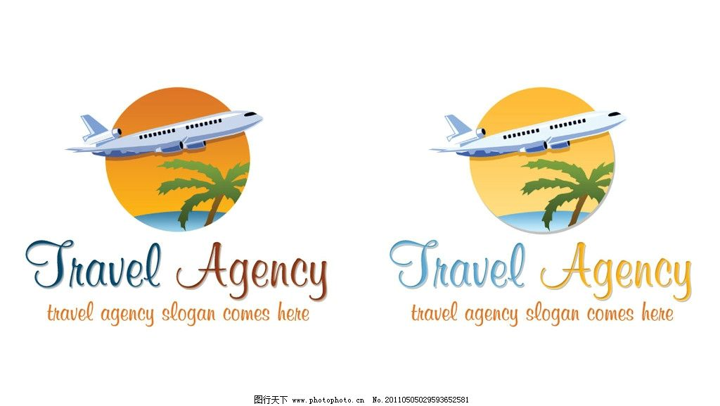 飞机海岛 飞机 飞行 航空 棕榈树 椰子树 热带风情 大海 海洋 旅游 度假 海岛 卡通标示 卡通矢量 卡通图文 卡通素材 动画标志 动画标示 动画矢量 动画图文 招牌 招贴 门头 广告设计 矢量 EPS
