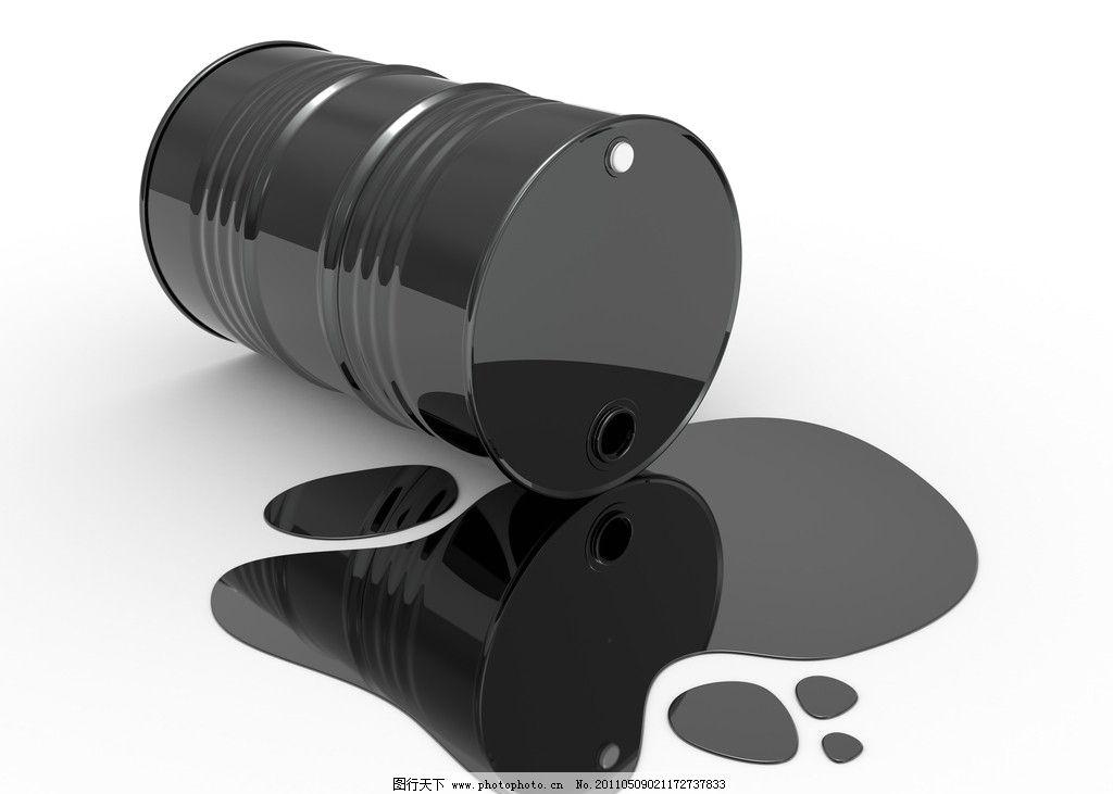 石油和油桶图片