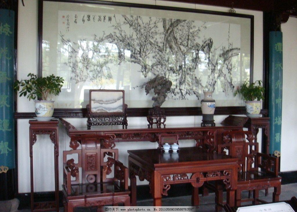 古典室内图片