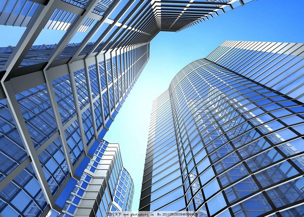 摩天大楼/城市高楼大厦图片