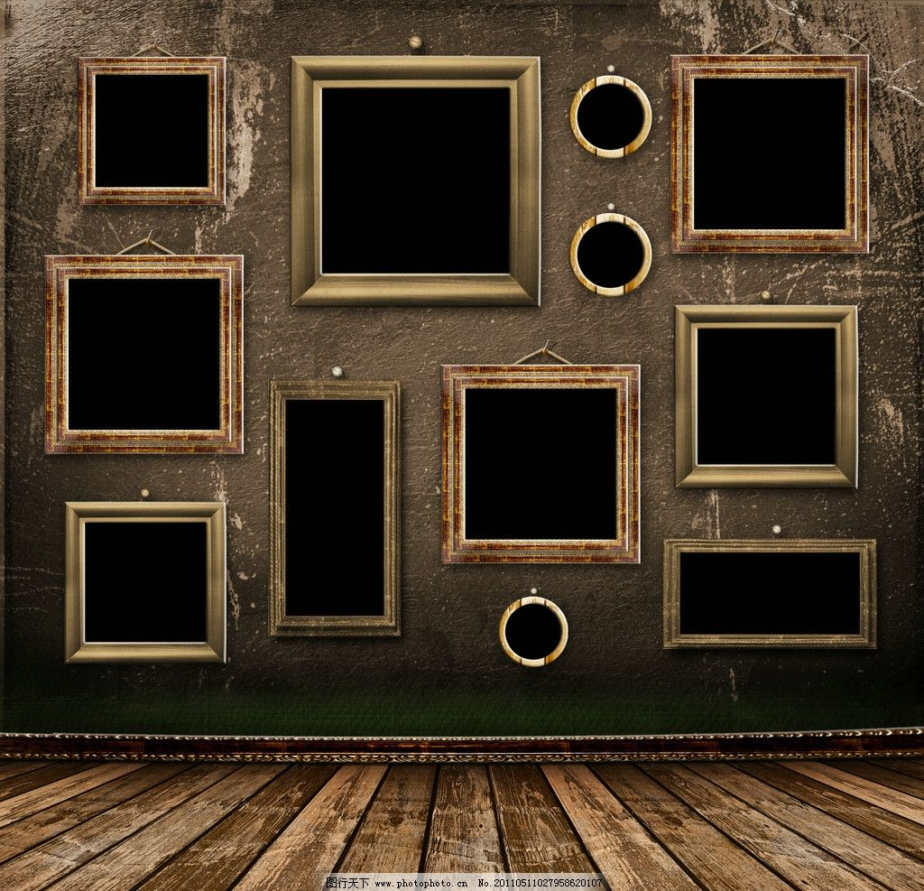 古典 木板 沙发 古典花纹 墙壁 家装设计 室内设计 欧式风格 室内装修