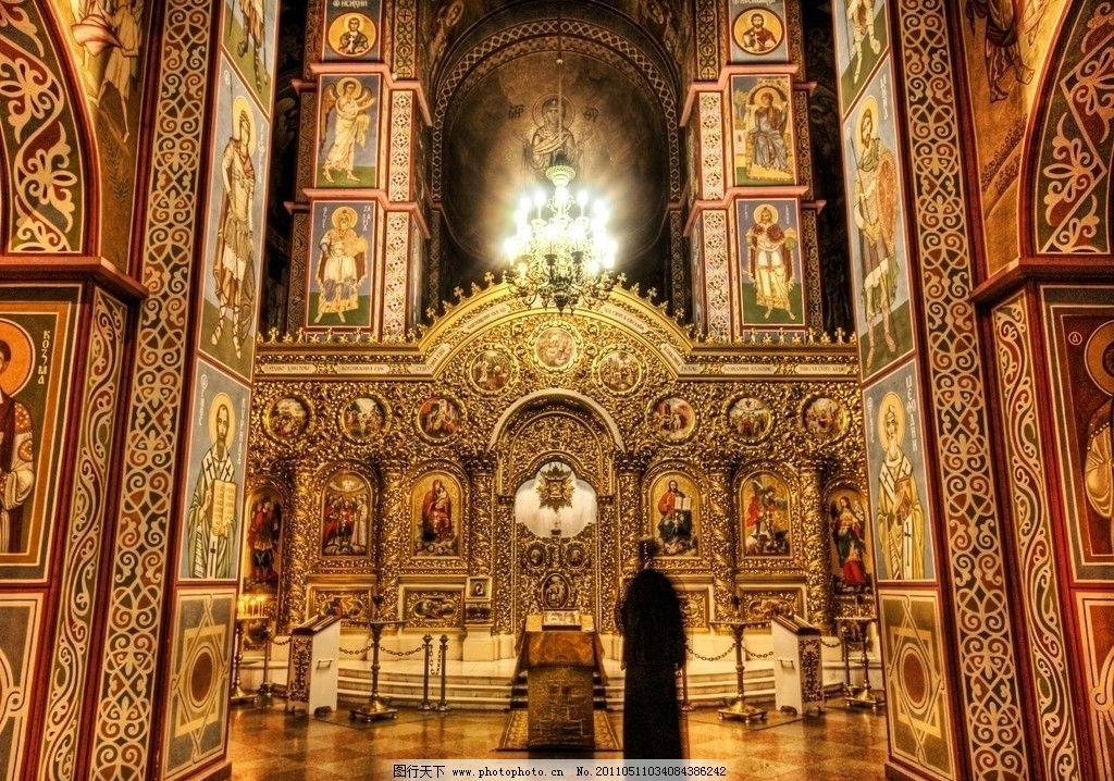 教堂 hdr风格 欧式建筑 高清 旅游摄影 国外旅游 摄影 300dpi jpg