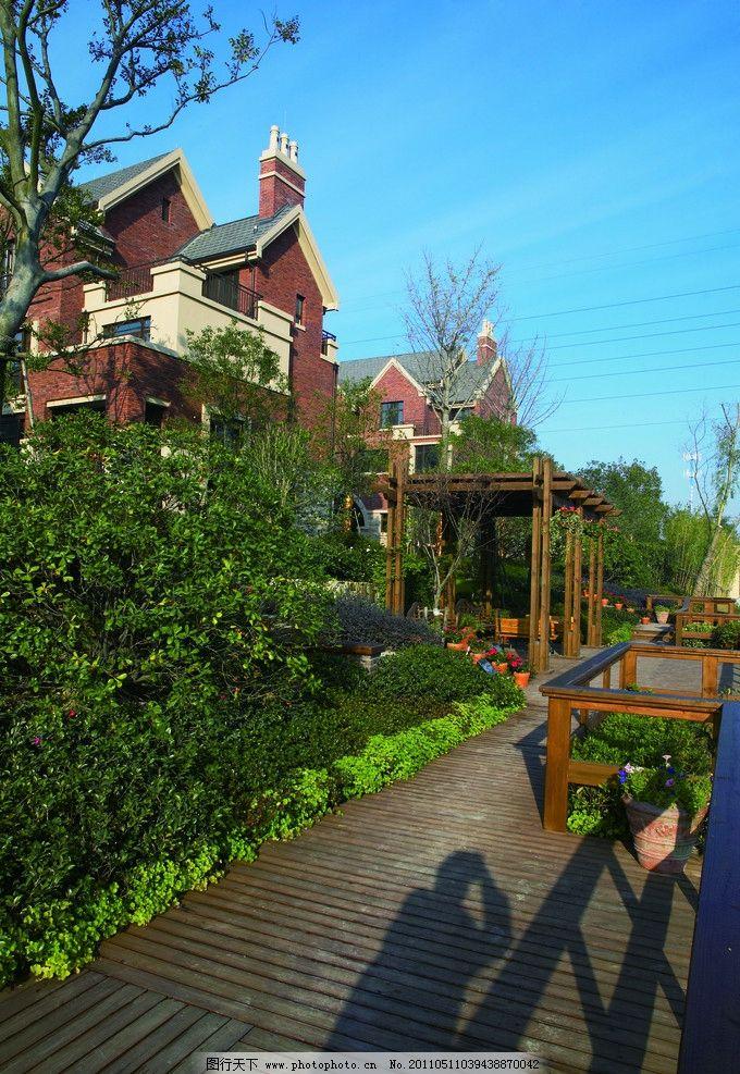 小区景观 户外 户外休闲 休闲小区 欧式 欧式小区 欧式建筑 绿化