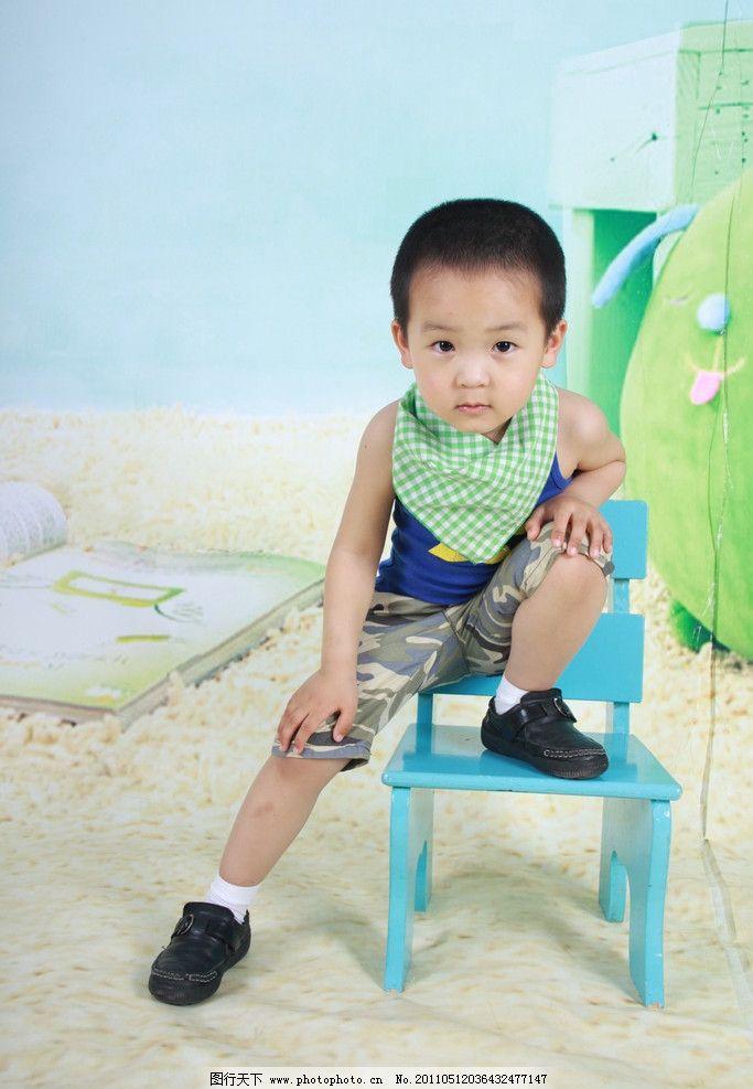 很酷的宝宝 酷哥 小帅哥 美男 型男 可爱的宝宝 儿童幼儿 人物图库