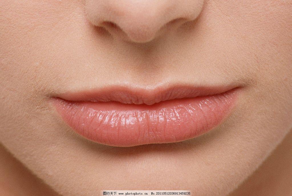 嘴唇 口 唇 嘴巴 香唇 口红 吻 淡唇 其他人物 人物图库 摄影 350dpi