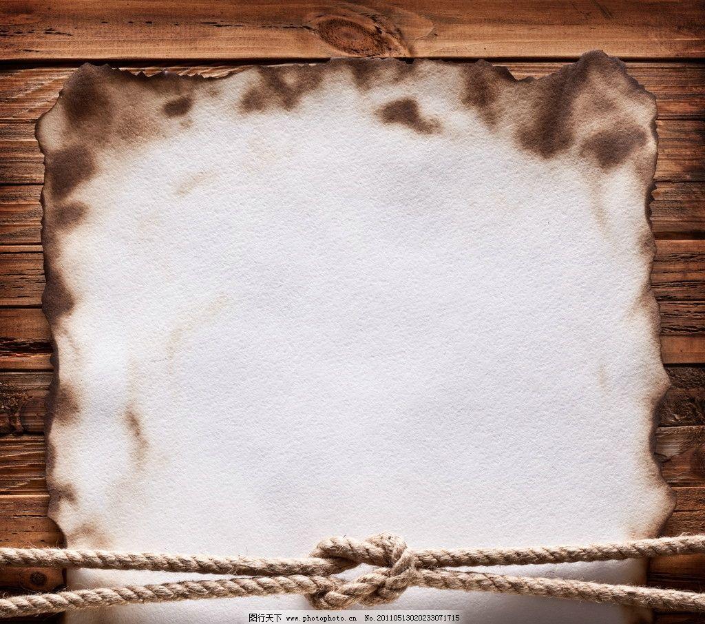 木板做边框提示牌图片