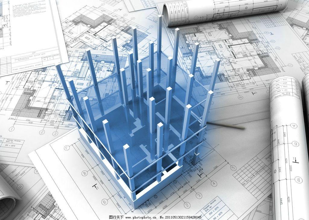 3d建筑模型图纸 楼宇图片