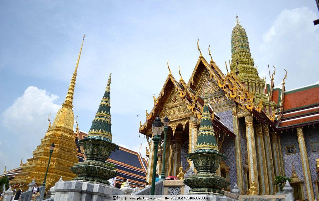 泰国 皇宫 旅游 新马泰 风光 国外旅游 摄影