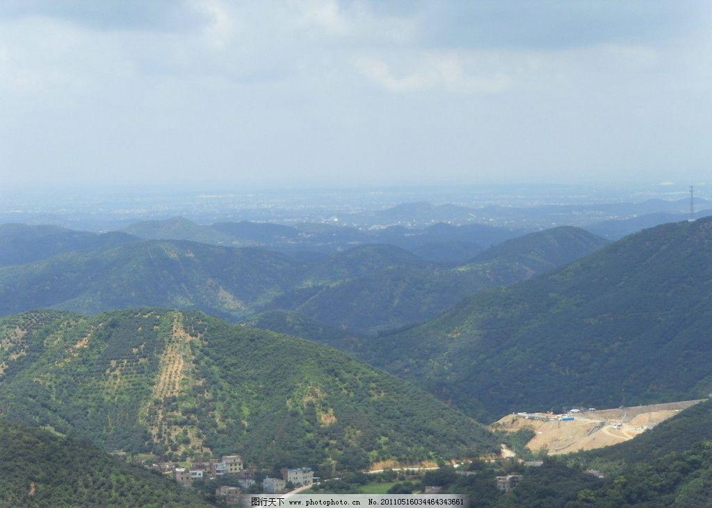 浮山风景图片