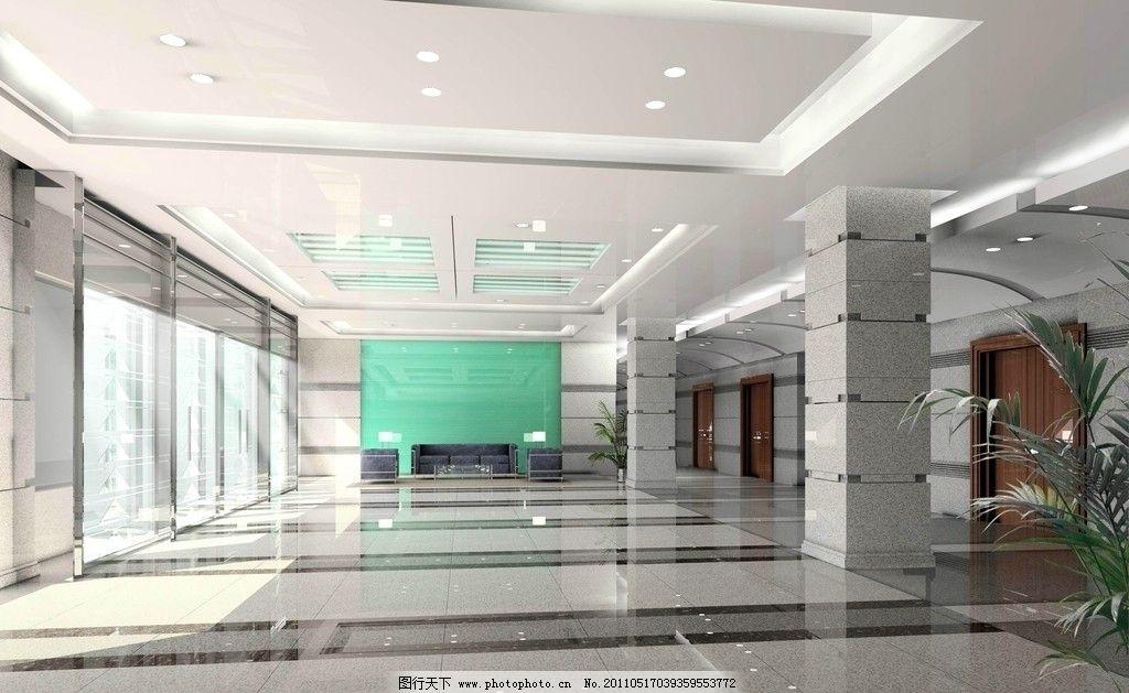 酒店大堂 室内摄影 大堂 大厅 花岗岩 玻璃门 通道 建筑园林 摄影 72