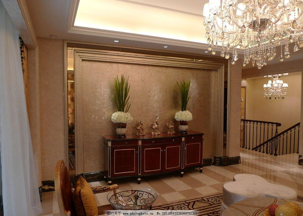 上海玉兰花园 上海 别墅 欧式风格 设计创新 典雅 高档 室内摄影 建筑