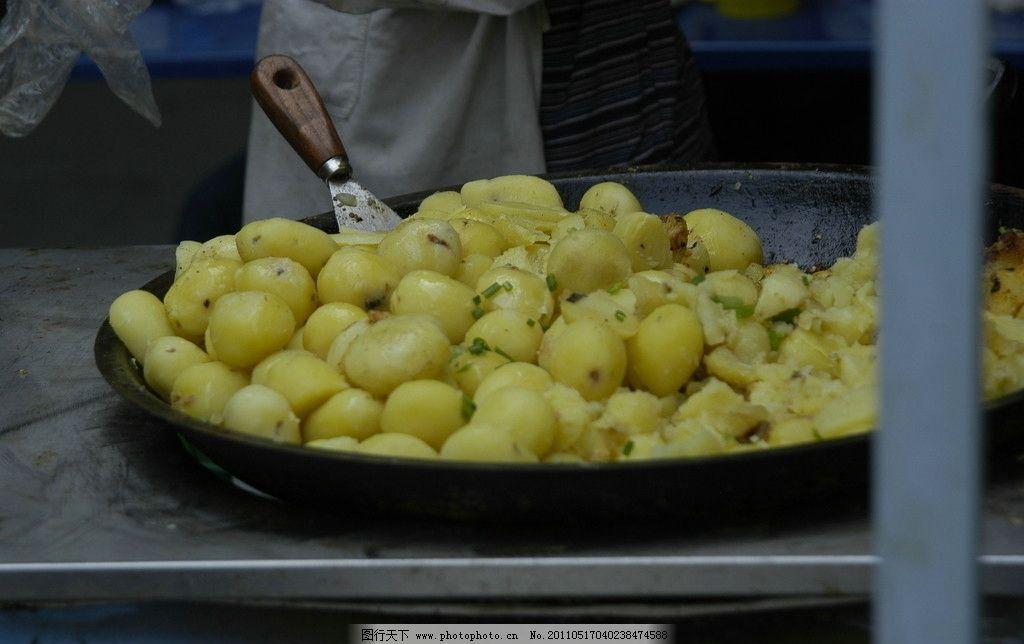 土豆粑粑图片
