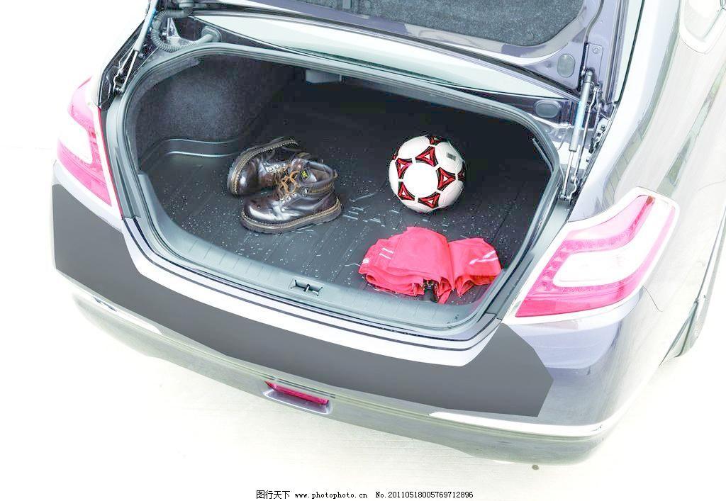 汽车行李箱盖徽标和标牌