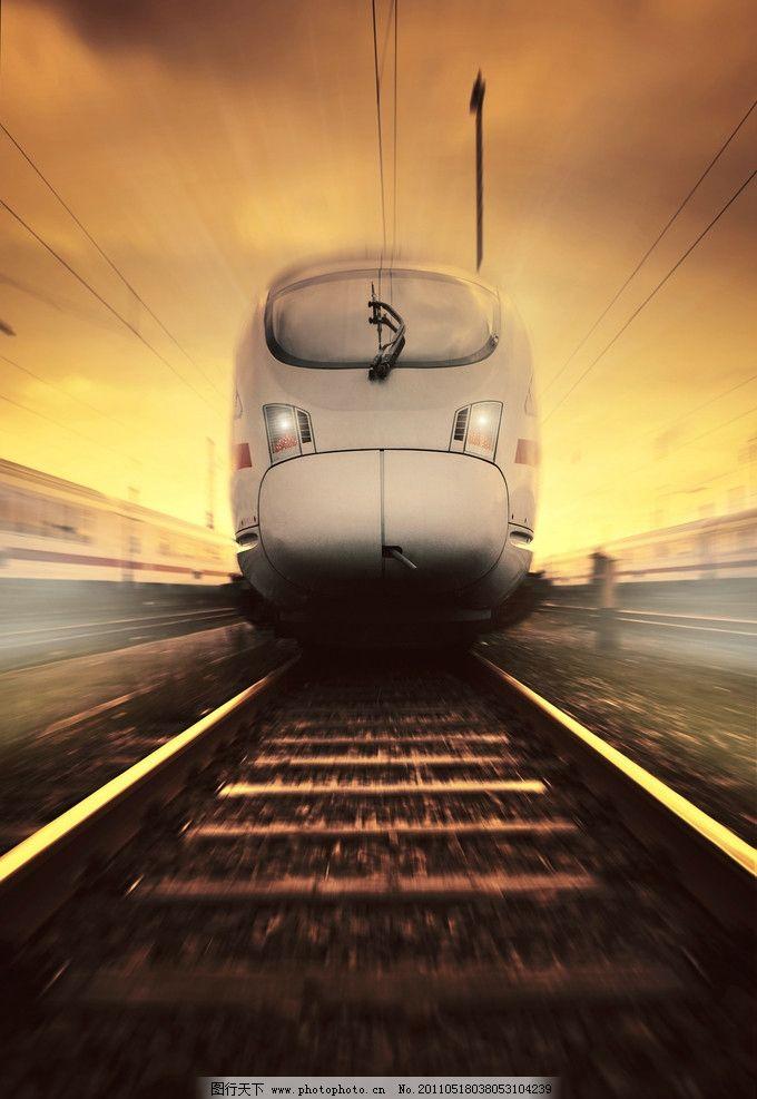 火车列车图片