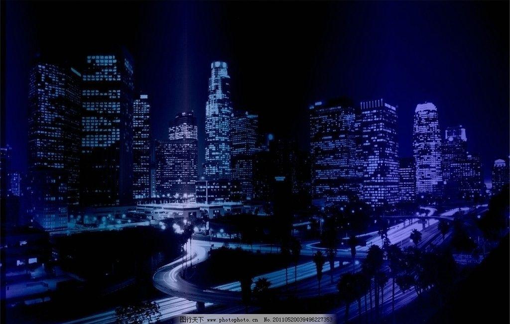 城市之光 城市全景 城市夜景 城市建筑 现代城市 美丽城市 现代建筑
