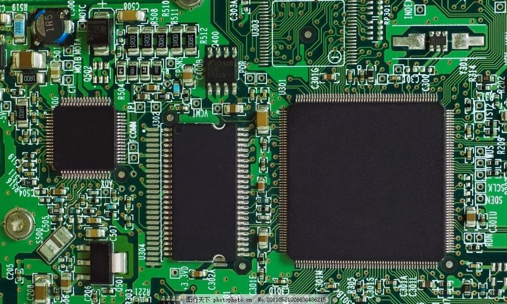 集成电路 电路板 电路版 电路 电子 科技 电路板走线 电路板纹路 主板