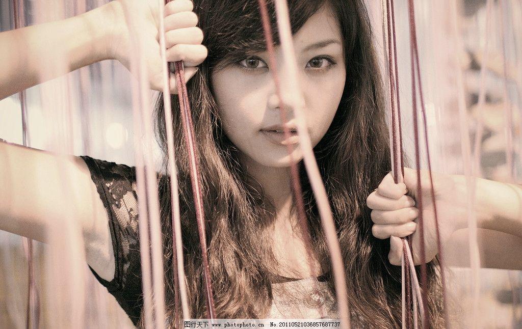 美女 韩国 日本 中国 女人 女性 美丽 黑发 清纯 漂亮 女性女人 人物
