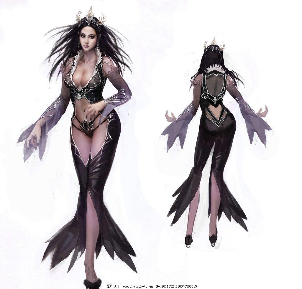 动漫人物 漫画 美女 靓女 ps美女 妖艳 人物 女人 女 动漫动画 设计