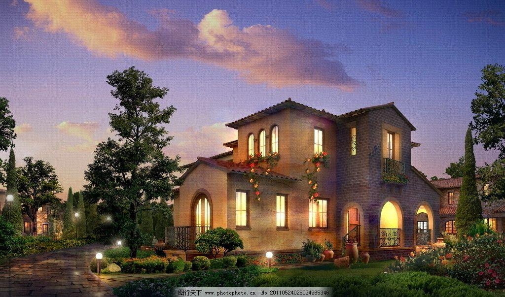 别墅设计图片