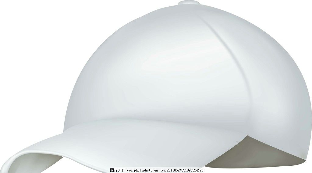帽子 白色帽子 其他设计 广告设计 矢量 ai