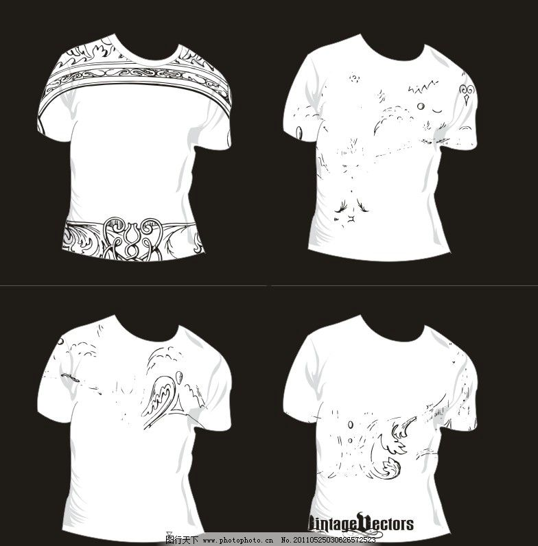 短袖衣服 短袖 衣服 凉衣 创意设计 浆印 秀花 其他设计 广告设计