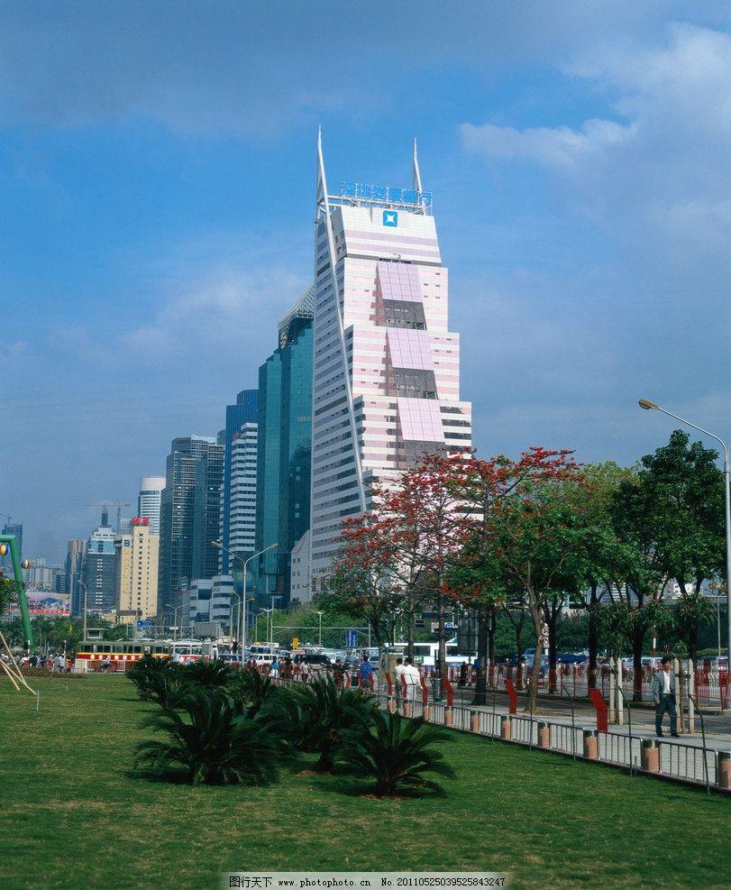 深圳发展银行/城市高楼大厦图片