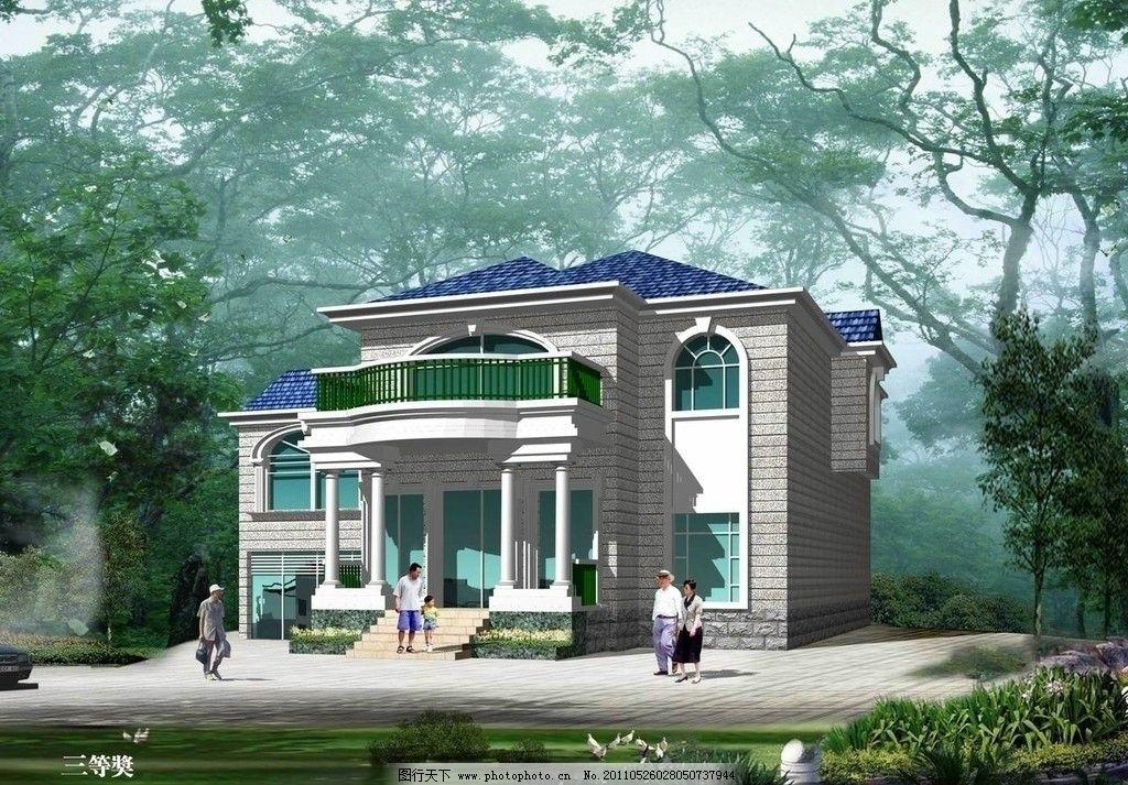 江西农村自建房效果图